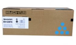 Sharp DXC20TC toner cartridge  Cyan 1 pc(s) ( DXC20TC )