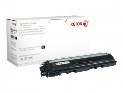 Xerox Black toner cartridge. Equivalent to Brother TN230BK. Compatible with Brother DCP-9010CN, HL-3040CN/HL-3070CW, MFC-9120CN, MFC-9320W ( 006R03040 )