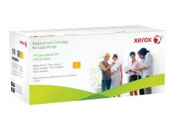 Xerox Yellow toner cartridge. Equivalent to HP CE742A. Compatible with HP Colour LaserJet CP5225 ( 106R02263 )