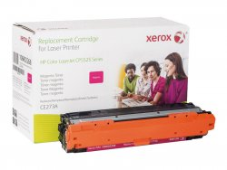 Xerox Magenta toner cartridge. Equivalent to HP CE273A. Compatible with HP Colour LaserJet CP5525 ( 106R02268 )