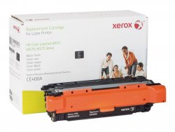 Xerox Black toner cartridge. Equivalent to HP CE400A. Compatible with HP Colour LaserJet M551DN, Colour LaserJet M551, Colour LaserJet Pro M570 MFP, Colour LaserJet M575 ( 006R03012 )