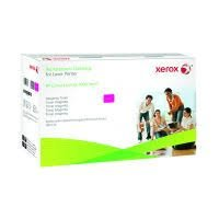 Xerox Magenta toner cartridge. Equivalent to HP Q6473A. Compatible with HP Colour LaserJet 3600 ( 003R99754 )