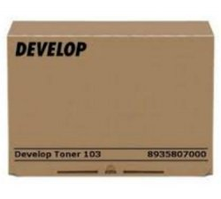 Develop 8935807000 toner cartridge Original Black 1 pc(s) ( 8935807000 )