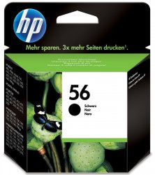 HP 56 Original Black 1 pc(s) ( C6656AE )