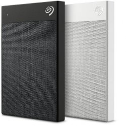 Seagate Backup Plus Ultra Touch Externe Festplatte 1000 GB Weiß ( STHH1000402 )