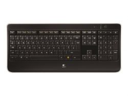 Logi Wireless Illuminated Keyboard K800