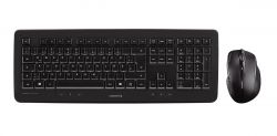 CHERRY DW 5100 keyboard RF Wireless QWERTZ German Black ( JD-0510DE-2 )