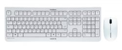 CHERRY DW 3000 keyboard RF Wireless QWERTZ German Grey ( JD-0710DE-0 )