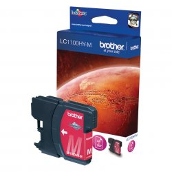 Brother LC-1100HYM Ink Cartridge  Magenta 1 Stück(e) ( LC-1100HYM )