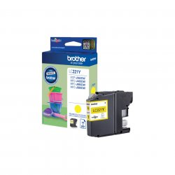 Brother LC-221Y ink cartridge  Yellow 1 pc(s) ( LC-221Y )