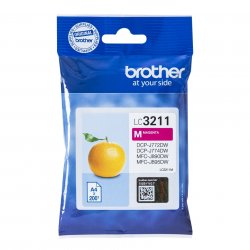 Brother LC-3211M ink cartridge  Magenta ( LC-3211M )