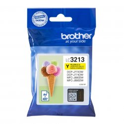 Brother LC-3213Y ink cartridge  Yellow ( LC-3213Y )