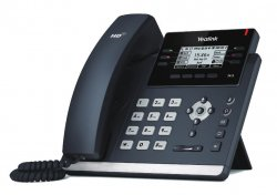 Yealink SIP-T41S IP phone Black Wired handset LCD 6 lines ( T41S )