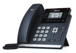 Yealink SIP-T42S IP phone Black Wired handset LCD 12 lines ( T42S )