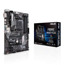 ASUS PRIME B450-PLUS motherboard Socket AM4 ATX AMD B450 ( 90MB0YN0-M0EAY0 )
