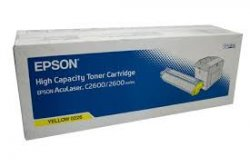 Epson AL-C2600 Toner Cartridge Yellow 5k ( C13S050226 )