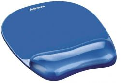 Fellowes 9114120 mouse pad Blue ( 9114120 )