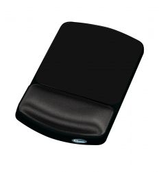 Fellowes Angle Adjustable Mouse Pad Wrist Support Premium Gel ( 9374001 )