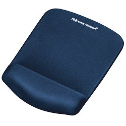 Fellowes 9287302 mouse pad Blue ( 9287302 )