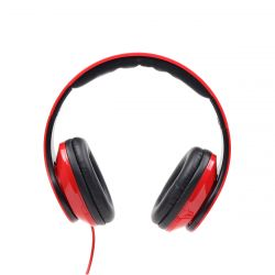 Gembird MHS-DTW-R headphones/headset Head-band Red ( MHS-DTW-R )