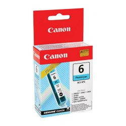 Canon BCI-6PC Photo cyan ink cartridge ( 4709A002 )