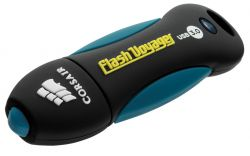 Corsair 32GB Voyager V2 USB flash drive USB Type-A 3.2 Gen 1 (3.1 Gen 1) Black,Blue ( CMFVY3A-32GB )