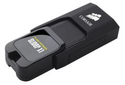 Corsair Voyager Slider X1 128GB USB flash drive USB Type-A 3.2 Gen 1 (3.1 Gen 1) Black ( CMFSL3X1-128GB )