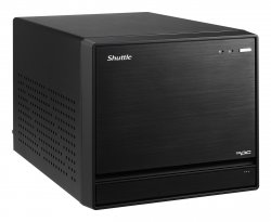 Shuttle XPC cube SZ270R8 PC/Workstation Barebone Schwarz Intel® Z270 LGA 1151 (Socket H4) ( SZ270R8 )