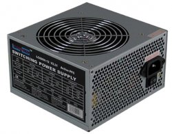 LC-Power LC600H-12 power supply unit 600 W ATX Black ( LC600H-12 )