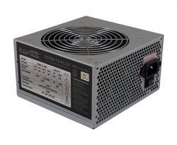 LC-Power LC500-12 V2.31 power supply unit 350 W ATX Grey ( LC500-12 V2.31 )