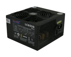 LC-Power LC6550 V2.3 power supply unit 550 W ATX Black ( LC6550 V2.3 )