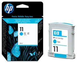 HP 11 28ml 2350pages Cyan ink cartridge ( C4836AE )