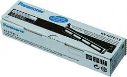 Panasonic KX-FAT411X 2000pages Black laser toner & cartridge ( KX-FAT411X )