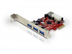 Conceptronic PCI Express Card 4-Port USB 3.0 ( 1100098 )