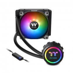 Thermaltake Water 3.0 120 ARGB Sync computer liquid cooling Processor ( CL-W232-PL12SW-A )
