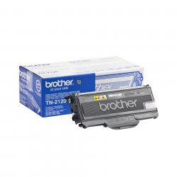 Brother TN-2120 - Toner schwarz - für Brother DCP-7030 7040 7045 HL-2140 2150 2170 MFC-7320 7440 7840; Justio DCP-7040