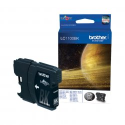 Brother LC-1100BK Black Ink Cartridge  Schwarz 1 Stück(e) ( LC-1100BK )