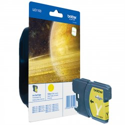 Brother LC-1100Y ink cartridge  yellow 1 pc(s) ( LC-1100Y )