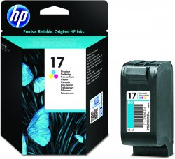 HP 17  Cyan,Magenta,Yellow 1 pc(s) ( C6625A )