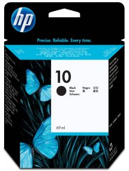 HP 10  Black 1 pc(s) ( C4844A )