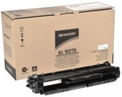 Sharp AL-103TD Laser cartridge 2000pages Black laser toner & cartridge ( AL-103TD )