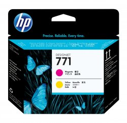 HP 771 Druckkopf Tintenstrahl ( CE018A )