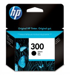 HP 300  Black 1 pc(s) ( CC640EE )