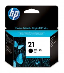HP 21  Black ( C9351AE )
