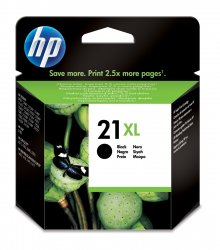 HP 21XL  Black 1 pc(s) ( C9351CE )