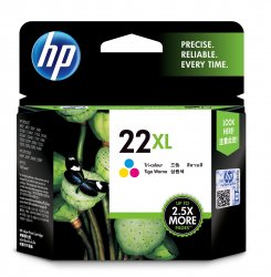 HP 22XL  Cyan,Magenta,Yellow 1 pc(s) ( C9352CE )