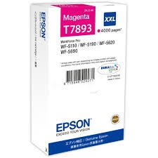 Epson T7893 Magenta ink cartridge ( C13T789340 )