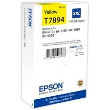 Epson T7894 Yellow ink cartridge ( C13T789440 )