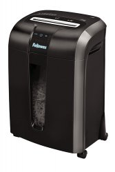 Fellowes 73Ci paper shredder Cross shredding 23 cm Black ( 4601101 )