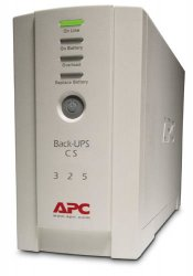 APC Back-UPS CS 325 w/o SW uninterruptible power supply (UPS) 325 VA 210 W ( BK325I )
